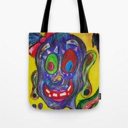 Monster Fairy Tote Bag