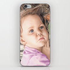 Captivated iPhone & iPod Skin