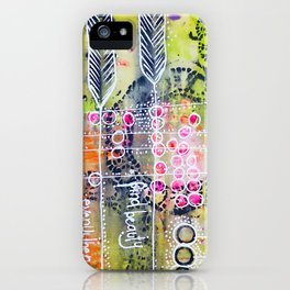 Find Beauty iPhone Case