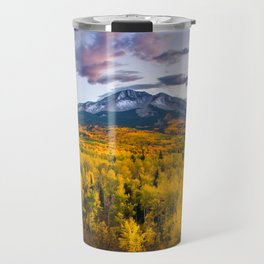 Chasing The Gold Travel Mug