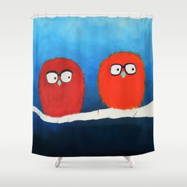 I want to take you home. Shower Curtain