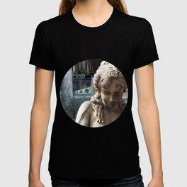Melancholy at Paris T-shirt