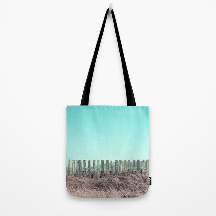 Candy fences Tote Bag