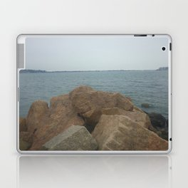 the Rocks at Oyster Bay Laptop & iPad Skin