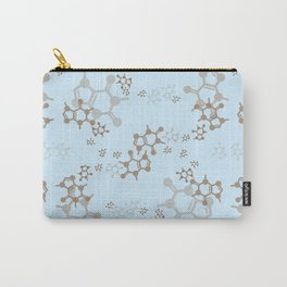 caffeine blues Carry-All Pouch