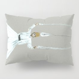 Paths to the Waterfall - one Pillow Sham