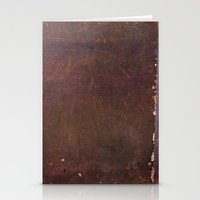 leather Stationery Cards featuring Leather by Jason Michael