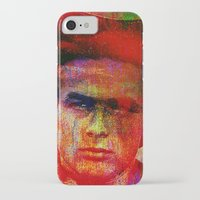 james franco iPhone & iPod Cases featuring James  by Ganech joe