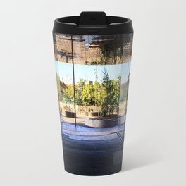 New Area in Morning Light Travel Mug