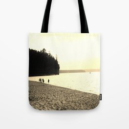 Lakeside Stroll  Tote Bag