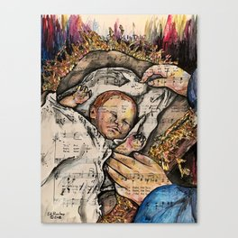 What Chld is This Canvas Print