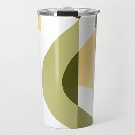 SUISSE - Art Deco Modern: LATE AUTUMN Travel Mug