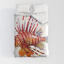 Lionfish Comforters