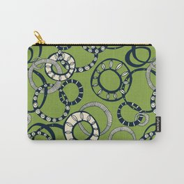 Honolulu hoopla green Carry-All Pouch