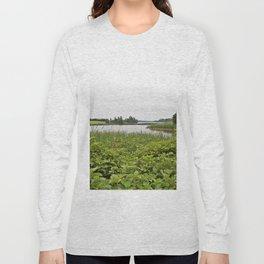 At the River's Edge Long Sleeve T-shirt