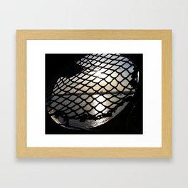 Across the Harbor Framed Art Print