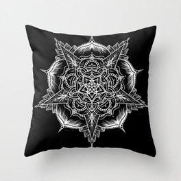 Mandala No. 1 Throw Pillow