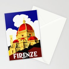 Firenze - Florence Italy Travel Stationery Cards