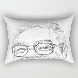 My little brother Rectangular Pillow