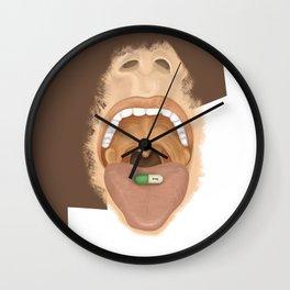 20 mg Wall Clock