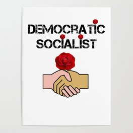 Democratic Socialists Of America Poster