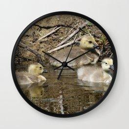 Goslings Wall Clock