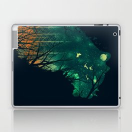 Space Tiger Laptop & iPad Skin