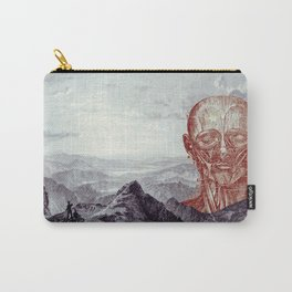 Land of Discovery Carry-All Pouch