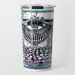 Magical Typewriter Travel Mug