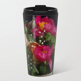 Colourful bouquet Travel Mug