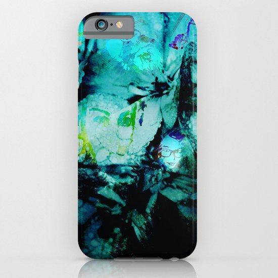 Hidden Emotions iPhone & iPod Case