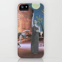The Glorious Night Descends (II) iPhone Case