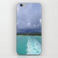 Sea Landspace iPhone & iPod Skin