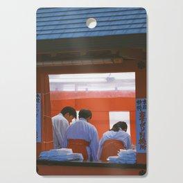 Sumiyoshi Taisha Cutting Board