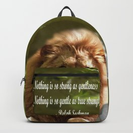 Gentle Strength Backpack