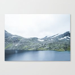 Norway landscape#28 Canvas Print