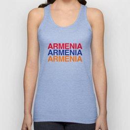 ARMENIA Unisex Tank Top