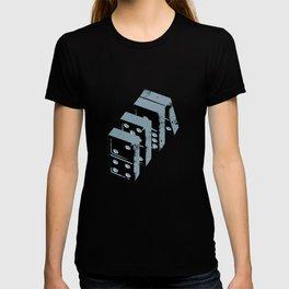 Domino theory T-shirt