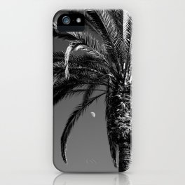 Desert Moon iPhone Case