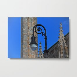 Old West End Our Lady Queen of the Most Holy Rosary Cathedral Light- horizontal Metal Print