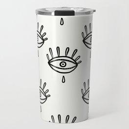Aye eye Travel Mug