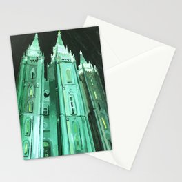 The Emerald City Stationery Cards