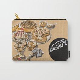 desserts menu Carry-All Pouch