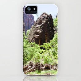 Grounded (Zion National Park, Utah) iPhone Case