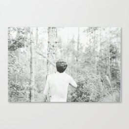 Survive Canvas Print