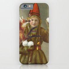 Red fox return iPhone 6 Slim Case