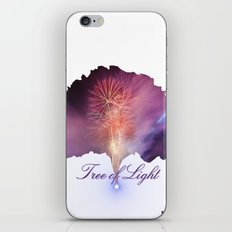 Tree of Light iPhone Skin