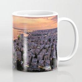 Limassol Skyline Coffee Mug