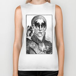 Heavy metal Biker Tank