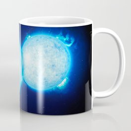 L. Calçada - VFTS 352 - Double Star System (artist's impression) (2015) Coffee Mug